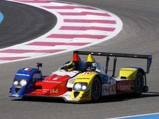 ELMS 2009 Proto Oreca Bruno Senna
