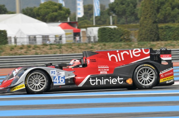 ELMS 2012 ORECA NISSAN victorieuse Team THIRIET Photo Raymond PAPANTI autonewsinfo