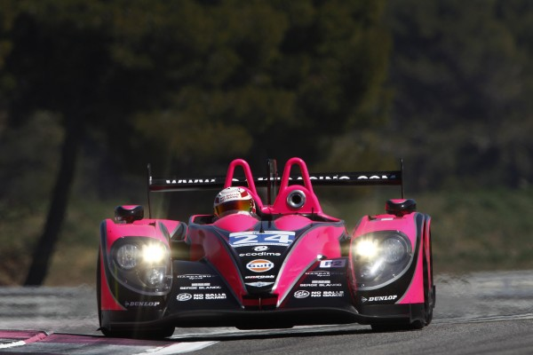 LA MORGAN OAK numéro 24 en ASIAN LE MANS SERIES