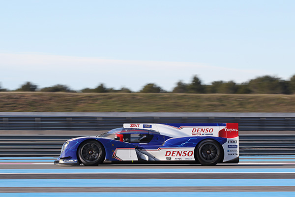 TS030 Roll Out Test