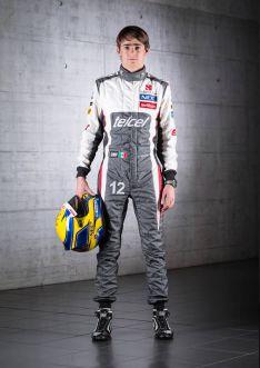 F1 2013 ESTEBAN GUTTIEREZ PRESENTATION Team SAUBER