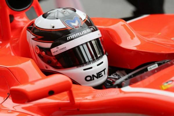 F1 2013 MAX CHILTON