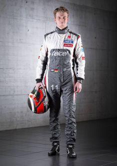 F1 2013 NICO HULKENBERG PRESENTATION Team SAUBER