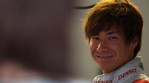 F1 Kobayashi portrait 2009
