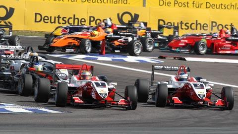 F3 Oschersleben depart Bianchi