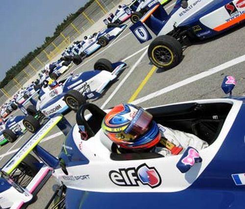 F4 Auto sport Academy 2007