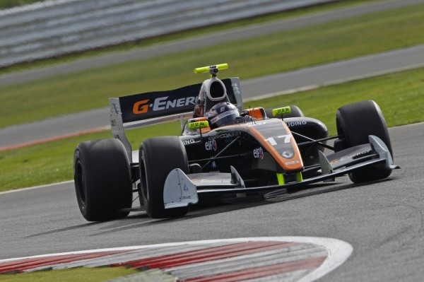 Formula Renault 3.5 Series - Silverstone 2012 ALESHIN