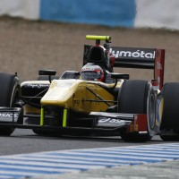 GP2 Test JEREZ 27 fevrier 2013 DAMS Stephane RICHELMI