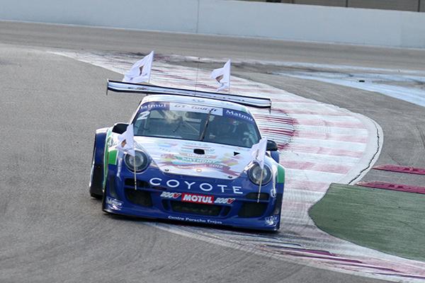 GT TOUR 2012 Finale PAUL RICARD Course 2 PORSCHE PRO GT BELTOISE Photo Gilles VITRY