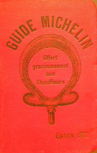 GUIDE MICHELIN Laurent TROCHAIN  b