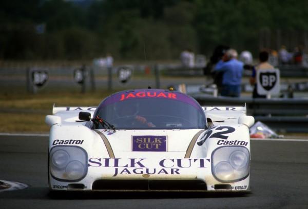 HEYER Hans-24 Heures du Mans 1986 sur la Jaguar XJR-6 LM-© Manfred GIET