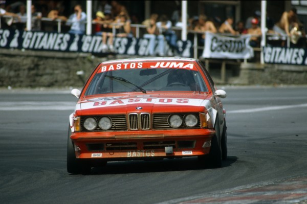 HEYER Hans-vainqueur 24 Heures Spa 1983 avec TASSIN & HAHNE-BMW 528 i-© Manfred GIET