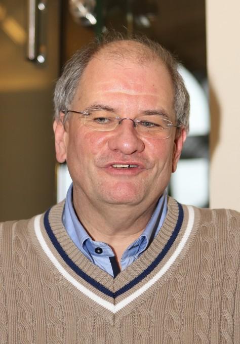 LEGEND BOUCLES SPA 2013 Pierre DELETTRE,organisateur heureux malgré le déficit enregistré en 2012-© Manfred GIET