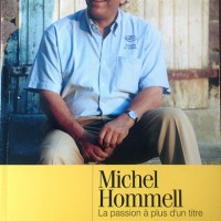 LIVRE MICHEL HOMMELL avec la collaboratio de Christian COURTEL