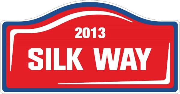 LOGO SILK WAY RALLY 2013