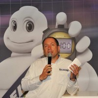 MICHELIN Serge-GRISIN-Conference-Michelin-photo autonewsinfo