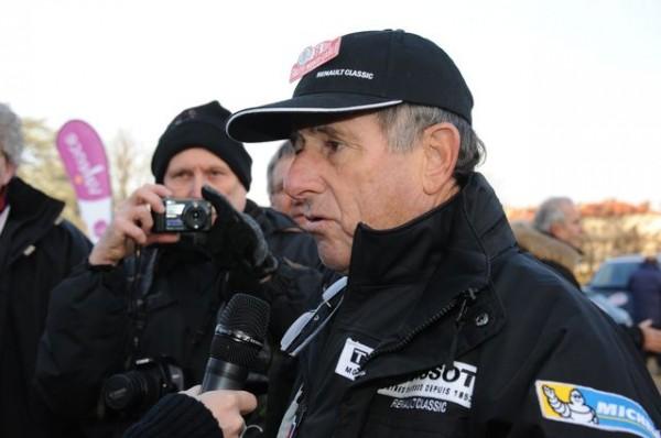 MONTE CARLO HISTORIQUE 2013  tOUJOURS AUSSI POPULAIRE JEANNOT RAGNOTTI PHOTO François HAASE