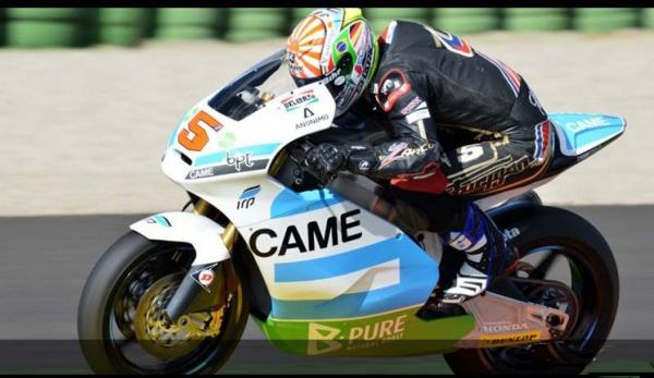 MOTO 2013 Test VALENCE ZARCO