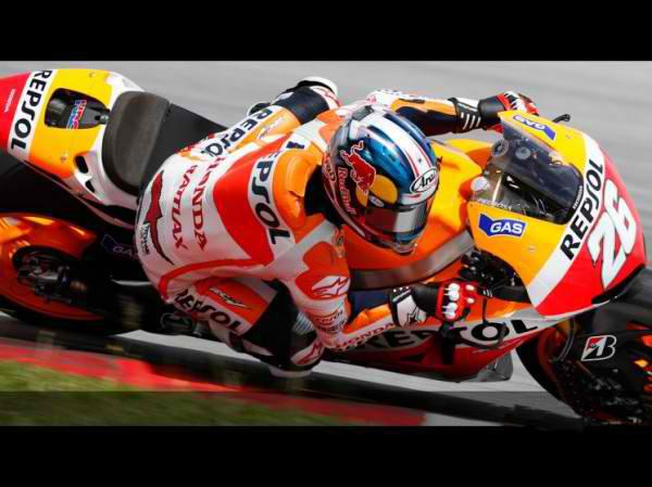 MOTO GP 2013 Test SEPANG PEDROSA