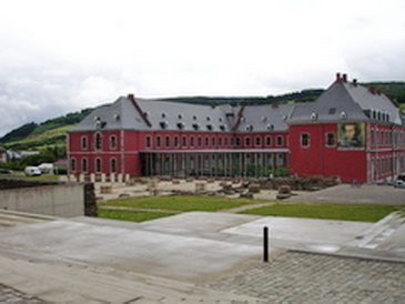 MUSEE AUTO SPA Abbaye de Stavelot