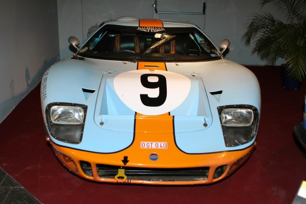 MUSEE AUTO SPA FORD GT 40-© Manfred GIET