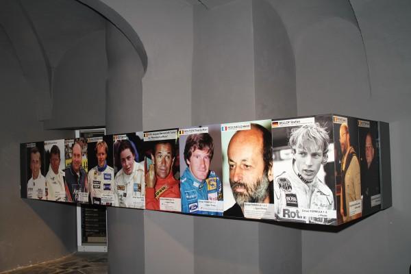 MUSEE AUTO SPA Galerie des portraits des pilotes© Manfred GIET-IMG_4000