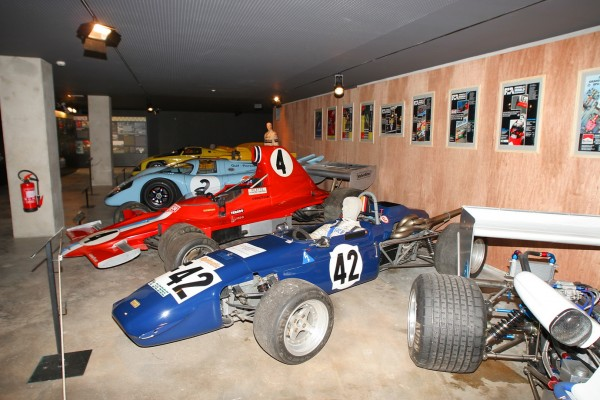 MUSEE AUTO SPA Musée du Circuit-© Manfred GIET