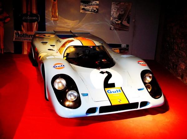 MUSEE AUTO SPA PORSCHE 917-© Manfred GIET