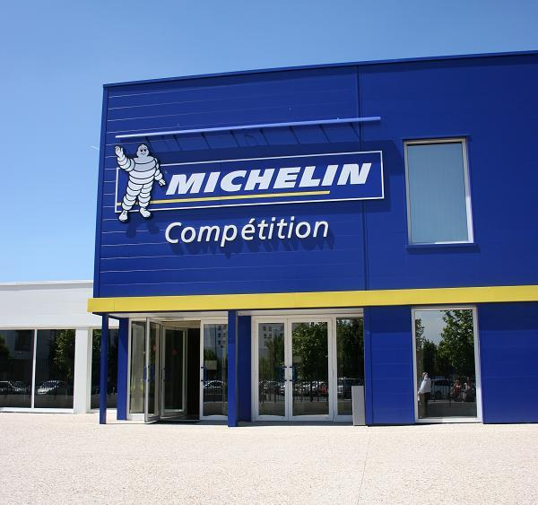 Michelin siege competition clermont