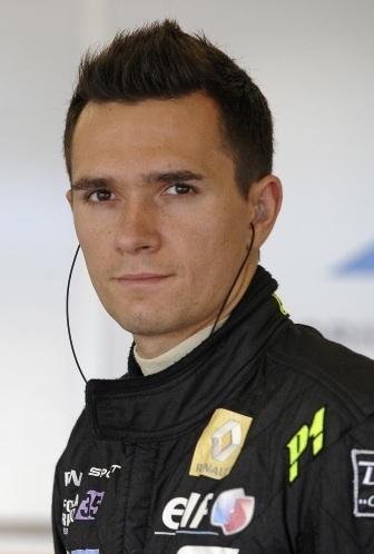 Mikhail Aleshin Portrait