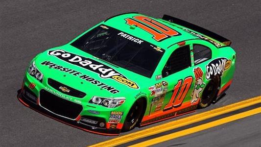 NASCAR 2013 DAYTONA DANICA