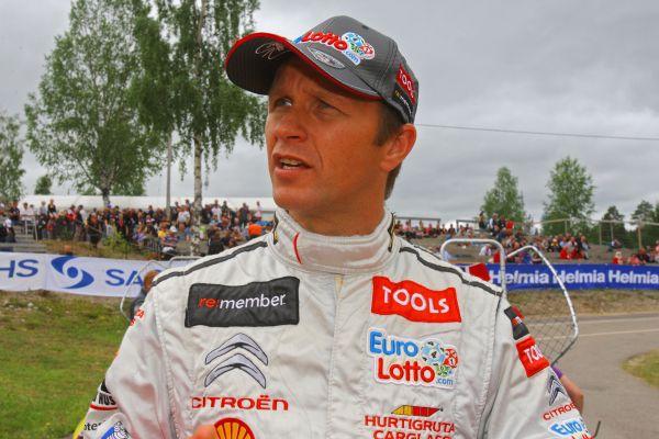 FIA European Rallycross Championship, Höljes, Sweden, 01-03.07.11