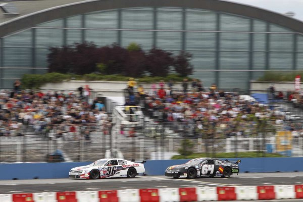RACECAR TOURS events juillet 2012