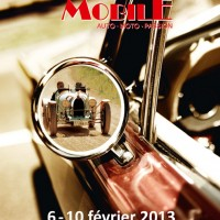 RETROMOBILE 2013 AFFICHE