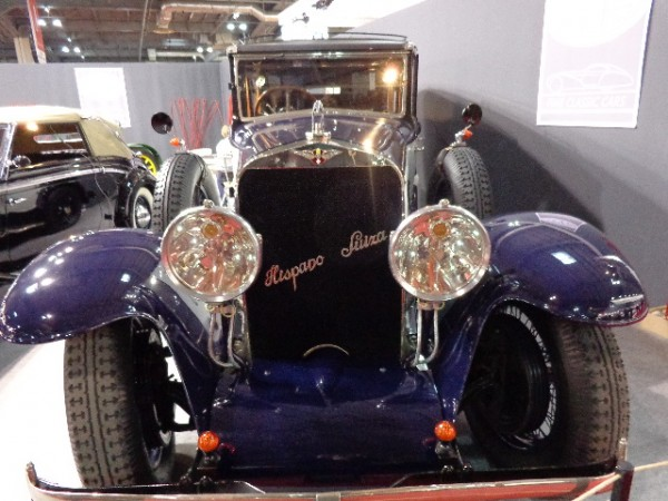 RETROMOBILE 2013 HISPANO SUIZA