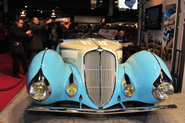 Retromobile 2013 DELAHAYE