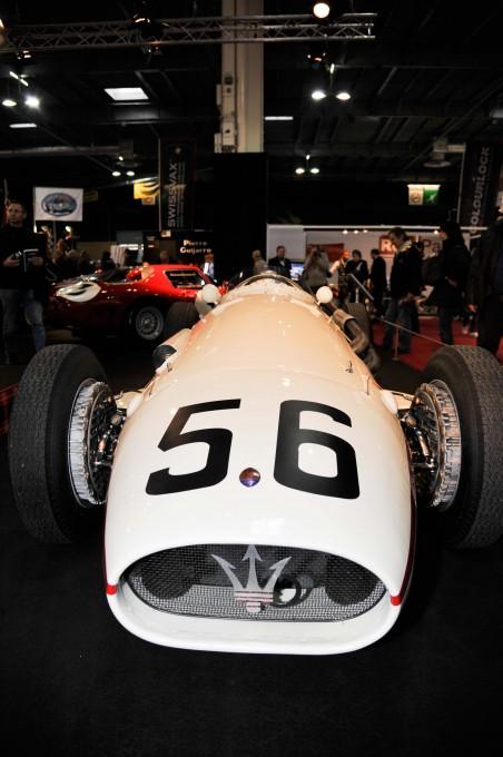 Retromobile 2013 MASERATI 250 F
