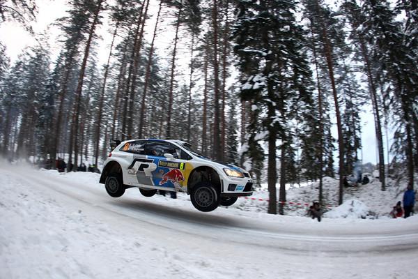 SUEDE 2012 VW WRC POLO SEB OGIER