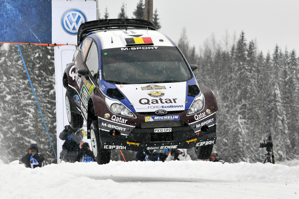 SUEDE 2013 FORD NEUVILLE