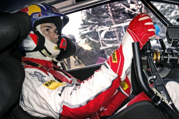 SUEDE 2013 SORDO Cockpit