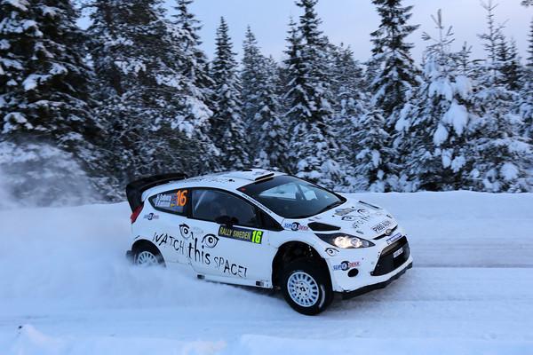 SUEDE 2013  WRC Henning SOLBERG
