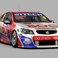 V8 SUPERCAR 2013 HOLDEN TEAM BJR
