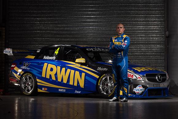 V8 SUPERCAR 2013 Presentation Team AMG MERCEDES a