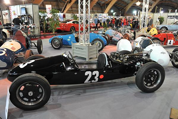 Avignon Motor Festival Racer 1957-Cooper MK IX