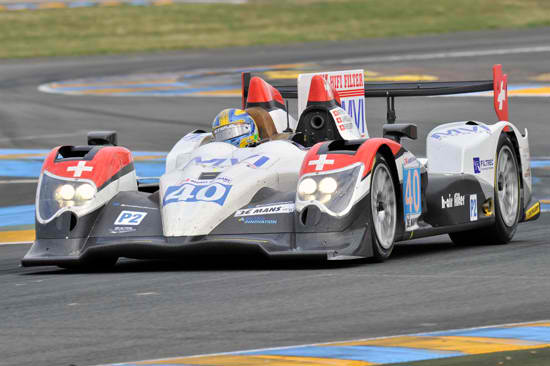 24 HEURES DU MANS 2013  ORECA race-performance Photo Frederic Timores