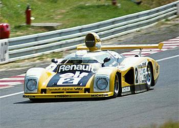 24HEURES DU MANS 1978 Alpine-Renault--A442-B