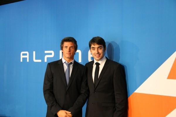 ALPINE-2013-LE-MANS-8-MARS-Nelson-Panciatici-Pierre-Ragues-les-pilotes-de-SIGNATECH-ALPINE-Photo-Frederic-VEILLARD-pour-autonewsinfo.