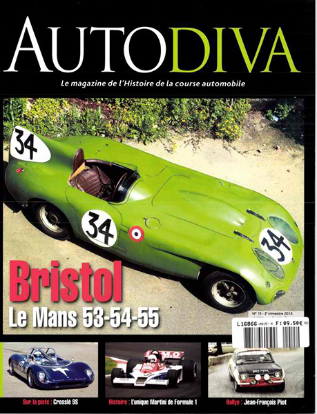 AUTODIVA couverture avril 2013