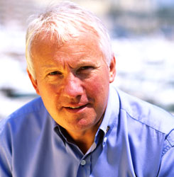 CHARLIE WHITING portrait