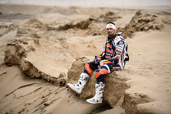 CYRIL DESPRES DAKAR 2013